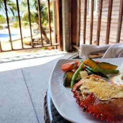 Life With Isabelle | Honeymoon in Sri Lanka: baked crab