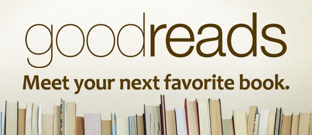 Goodreads - meeting your next favourite book