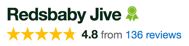 Redsbaby Jive review - screenshot from August 2017 on ProductReview