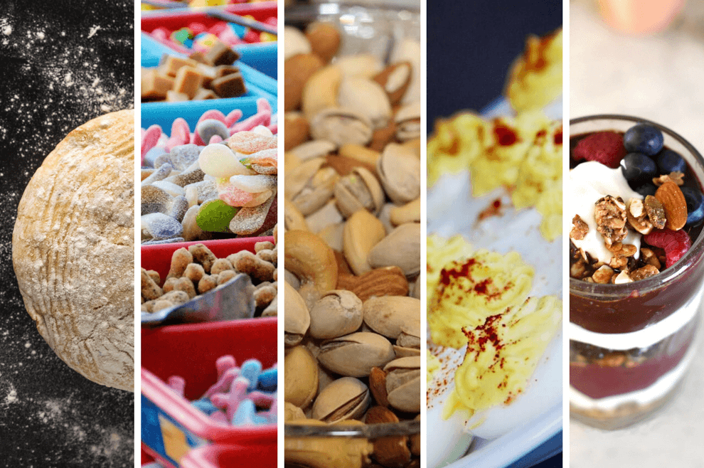 Foodie's guide to November photos